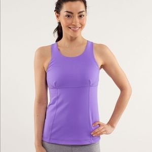 Lululemon Tank with cute back cutouts!!